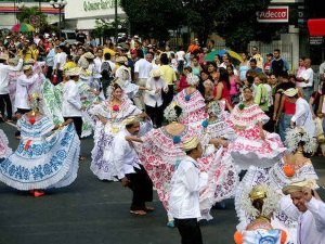 Fiesta in Panama