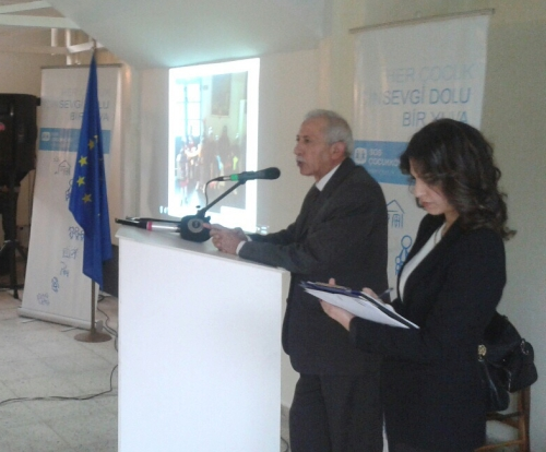 SOS launches FSP project