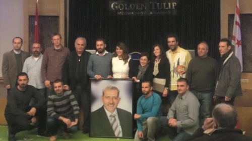 The winners with the Ozatay siblings