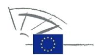European Parliment report logo