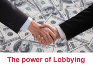 The power of Lobbying