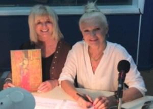 Denise Phillips and Francoise Moncomble