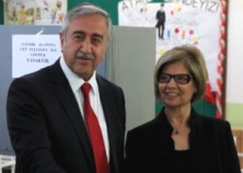 Mustafa and Meral Akinci