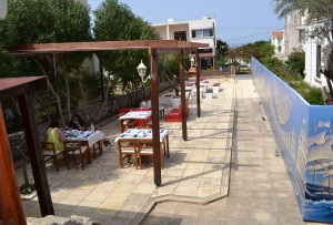 Terrace/Bar area