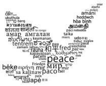 Peace walk logo