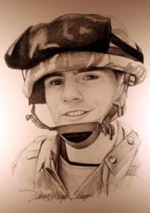 Rifleman Aaron Lincoln
