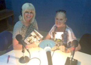Denise Phillips and Martina Cole