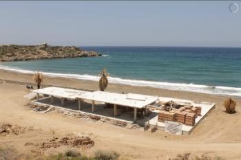 Esentepe Beach development
