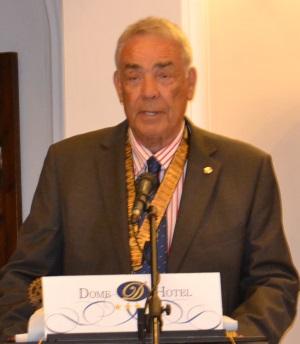 Malcolm Mitcheson