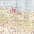 Map of Kyrenia region