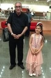 Rauf Kasimov and Suna Alsancak in Izmir