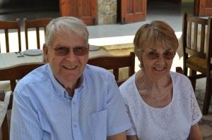 Terry and Inez
