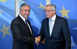 Akinci and Juncker new