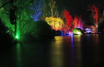 Christmas Evening - Sheffield Park