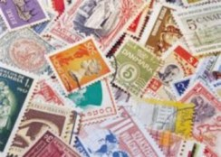 Used stamps