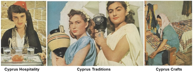 Cyprus Hospitality Traditions and Crafts