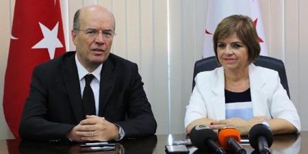 Naci Koru and Emine Çolak