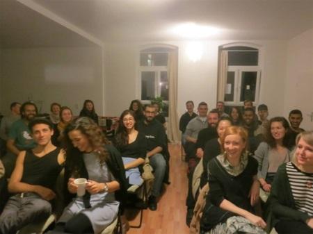 workshop in Berlin