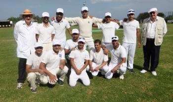 The Gentlemen of Girne cricket team