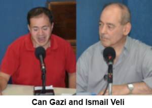 Can Gazi and Ismail Veli