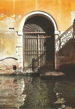 Doorway photograph