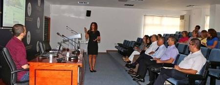 PIO attend seminar