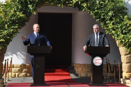 Cavusoglu and Akinci