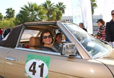 Emine Colak - Rally