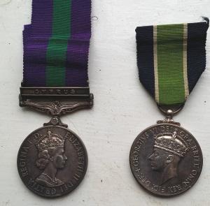 Queen Elizabeth II General Service Medal
