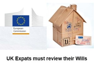 UK Expats must review their wills