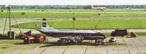 Viscount aircraft