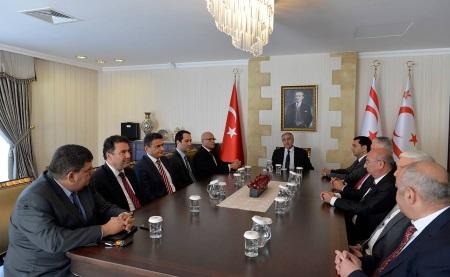 Akinci informed political parties
