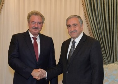Akinci met with Asselborn