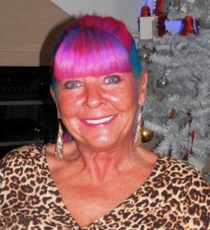 Barbara Willbye hair colour