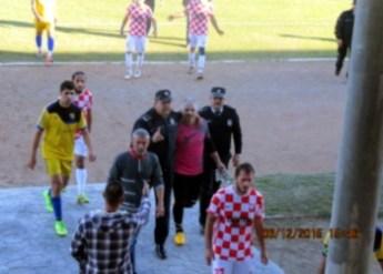 YALOVA SK 1 ESENTEPE KKSK - Pictures courtesy of Richard Beale
