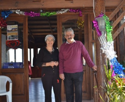 Cemal and Bilgin Yorulmaz,