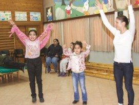 Karakum Special Needs School event 1