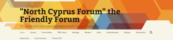 North Cyprus Forum is moving