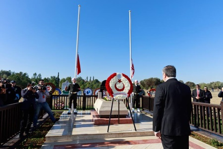 Rauf Denktas Commemoration