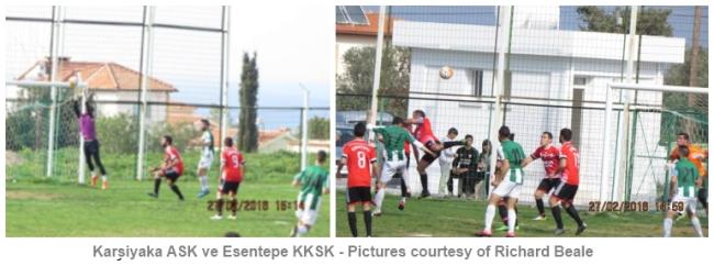 Karşiyaka ASK ve Esentepe KKSK 1