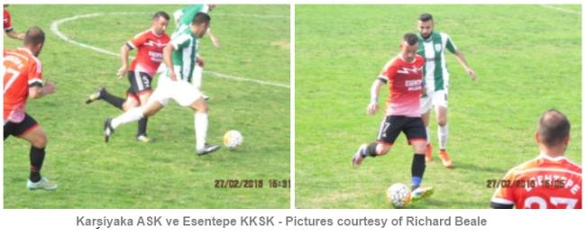 Karşiyaka ASK ve Esentepe KKSK 3