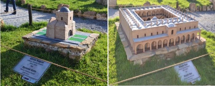 Kyrenia Gate and Buyuk Han