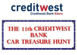 Creditwest 11th Car Tresure Hunt image