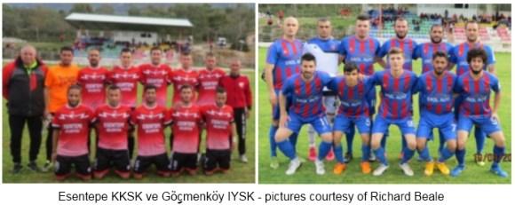 Esentepe KKSK ve Göçmenköy İYSK - 1