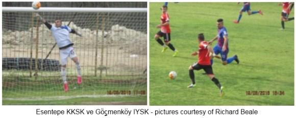 Esentepe KKSK ve Göçmenköy İYSK - 2