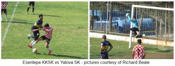 Esentepe vs Yavola 2