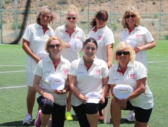 TRNC Ladies Team