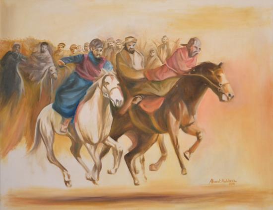 turkish-horsemen
