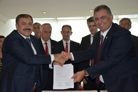 Water protocol signed