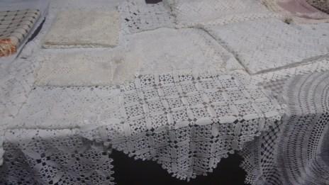 Fatma's lace